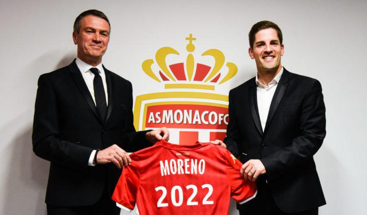 Robert Moreno AS Monaco new coach