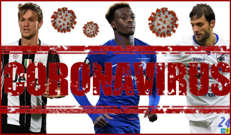 Futbol w czasie pandemii. Jakie reperkusje wywołał koronawirus w Europie - wersja z logotypem