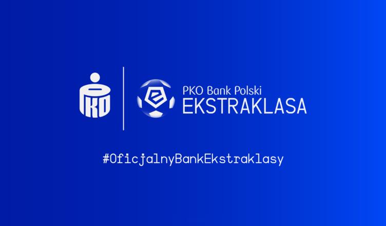 PKO BP Ekstraklasa new logo background