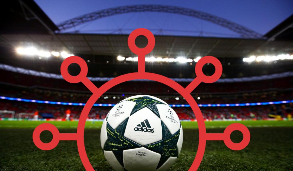 Jak będzie wyglądał świat futbolu po koronawirusie - grafika HD